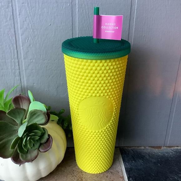 Starbucks HAWAII Collection Pineapple 🍍Tum